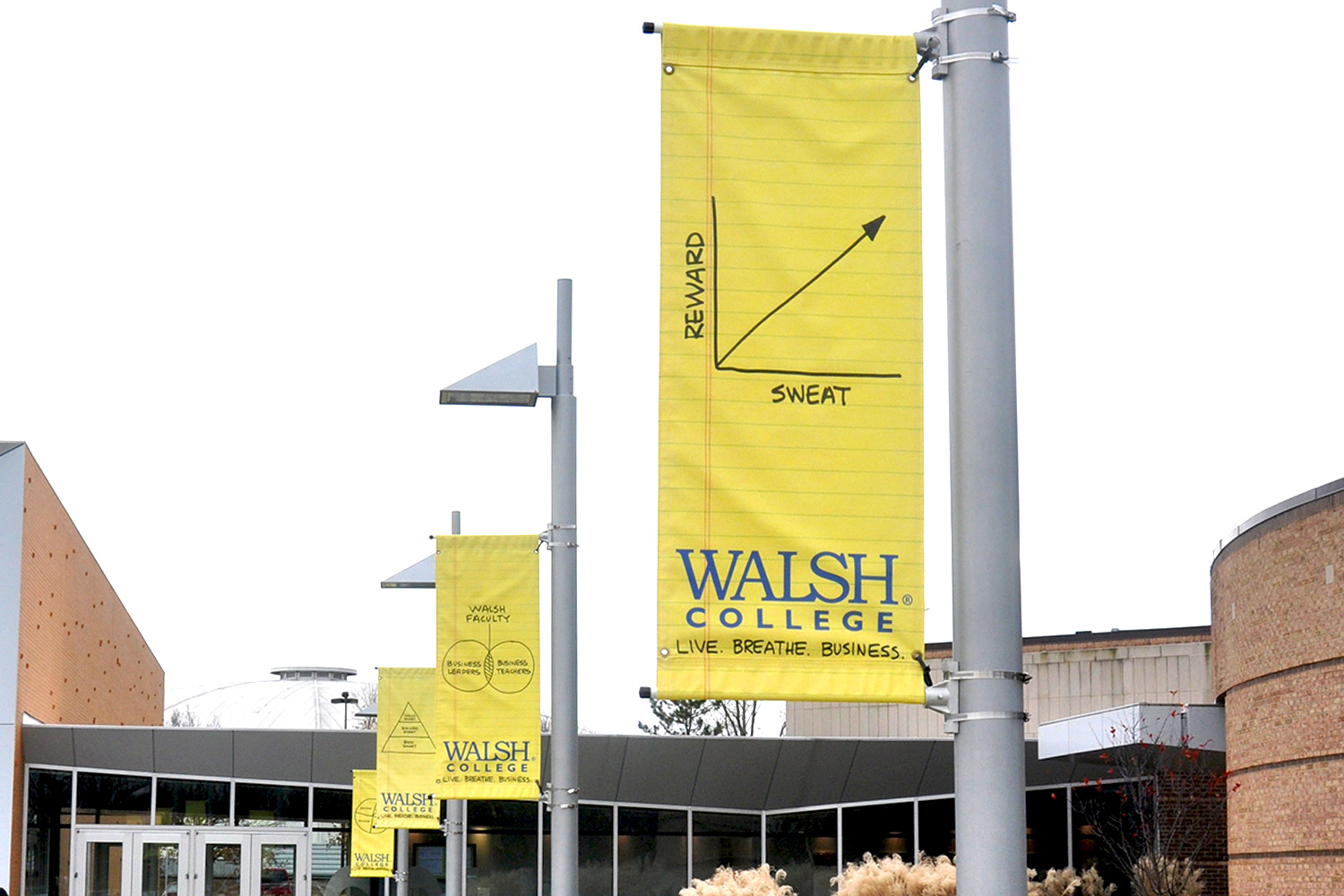 Walsh College   Perich Advertising + Design